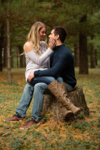 Outdoor Engagement - Christopher Tierney Photography - Omaha Nebraska Professional Wedding Photographer - Omaha Nebraska Engagement Session-12