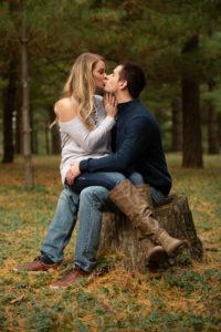 Outdoor Engagement - Christopher Tierney Photography - Omaha Nebraska Professional Wedding Photographer - Omaha Nebraska Engagement Session-11