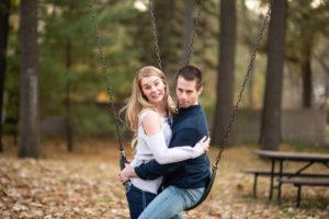 Outdoor Engagement - Christopher Tierney Photography - Omaha Nebraska Professional Wedding Photographer - Omaha Nebraska Engagement Session-13