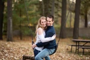 Outdoor Engagement - Christopher Tierney Photography - Omaha Nebraska Professional Wedding Photographer - Omaha Nebraska Engagement Session-14