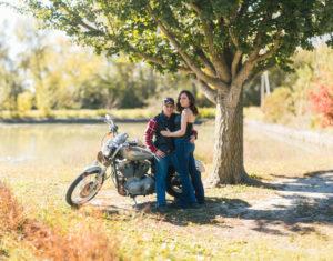 Outdoor Engagement - Christopher Tierney Photography - Omaha Nebraska Professional Wedding Photographer - Omaha Nebraska Engagement Session-49