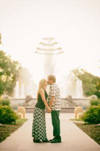 Outdoor Engagement - Christopher Tierney Photography - Omaha Nebraska Professional Wedding Photographer - Omaha Nebraska Engagement Session-72